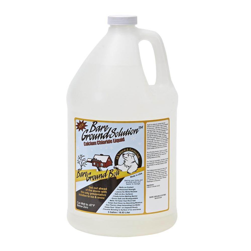 1 Gal. Bolt Calcium Chloride Liquid Deicer