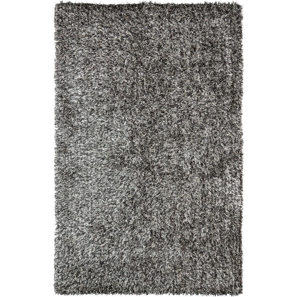 Safavieh New Orleans Shag Platinum/Ivory 8 ft. x 10 ft. Area Rug