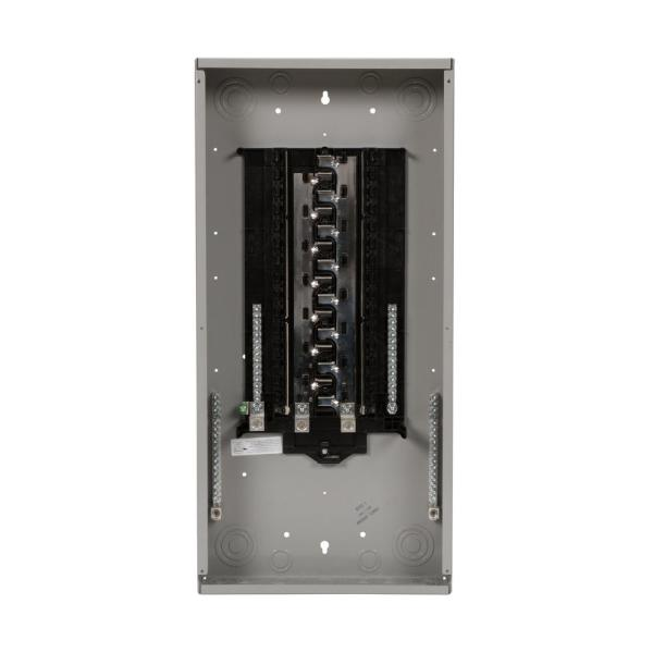 PN Series 200 Amp 30-Space 30-Circuit Main Lug Plug-On Neutral Load Center Indoor with Copper Bus