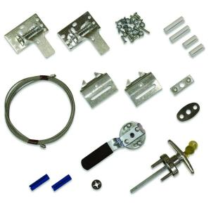 garage door partsClopay Garage Door Keyed Lock Set4125480  The Home Depot