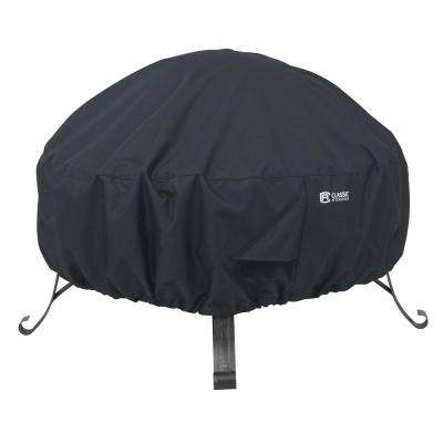 Large Round Full Coverage Fire Pit Cover