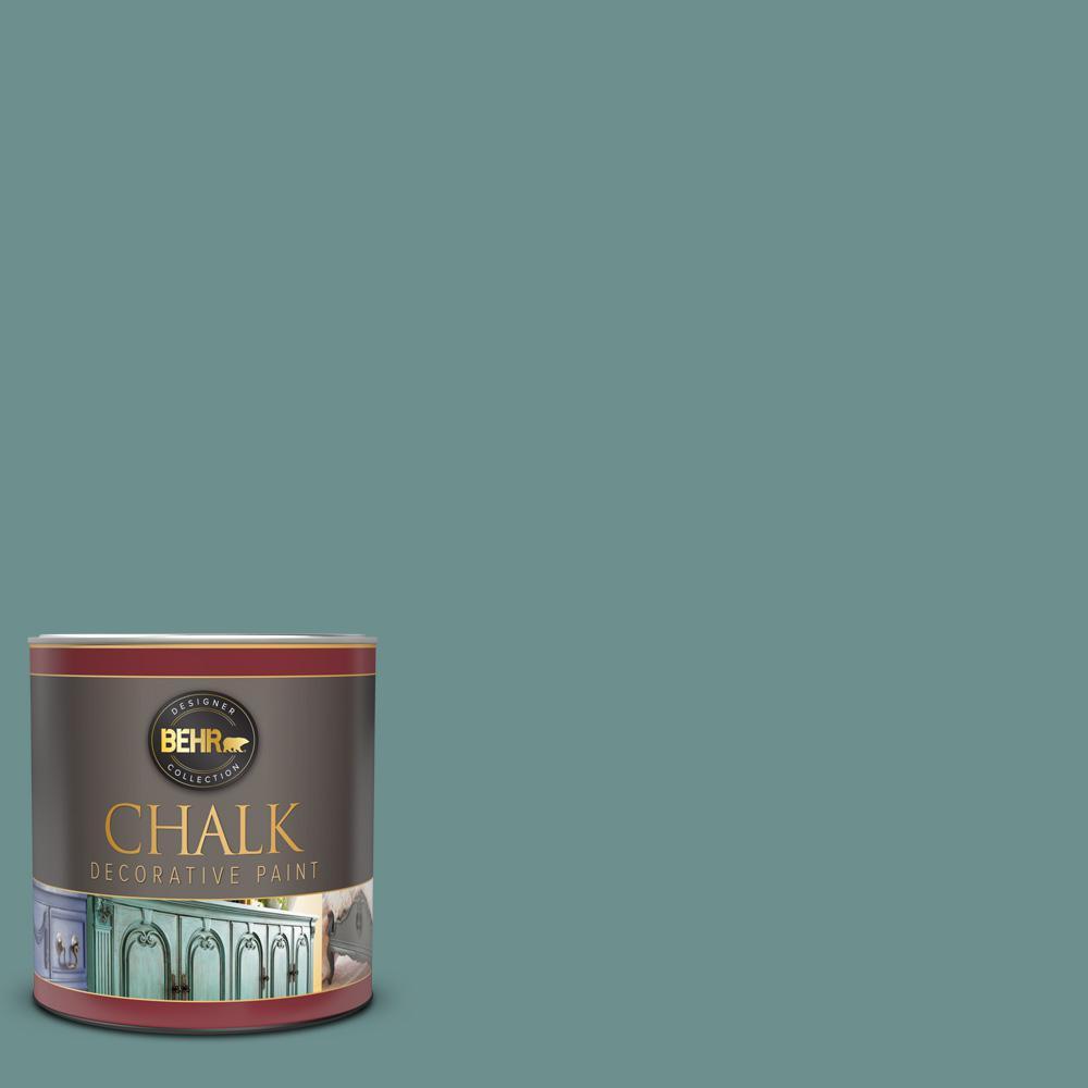 1 qt. #PPU12-03 Dragonfly Interior Chalk Decorative Paint