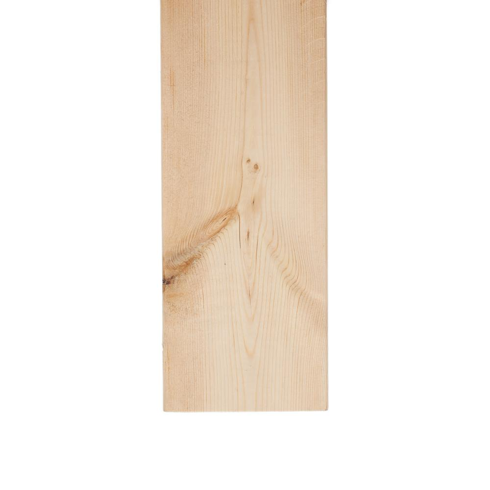 2 in. x 6 in. x 10 ft. Kiln Dried Heat Treated Whitewood Dimensional Lumber