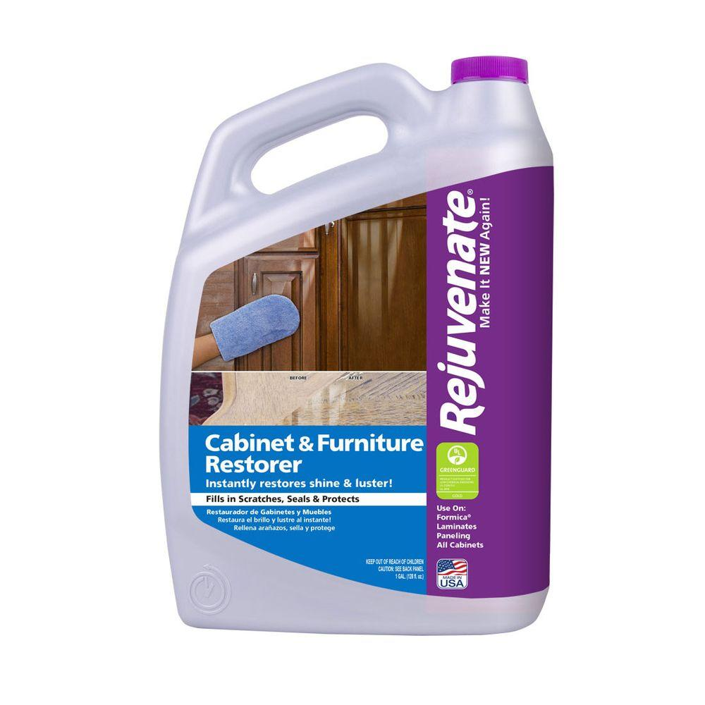 Delicieux Rejuvenate 128 Oz. Cabinet And Furniture Restorer And Protectant