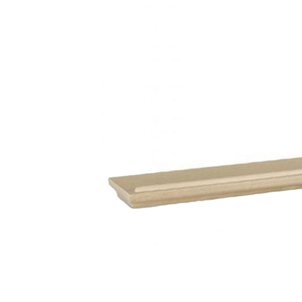 Floating Display Ledge (Price Varies by Finish/Size)