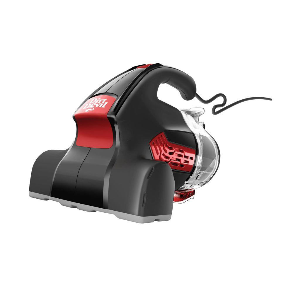 dirt devil the hand vac 2 0 corded handheld vacuum cleaner. Black Bedroom Furniture Sets. Home Design Ideas