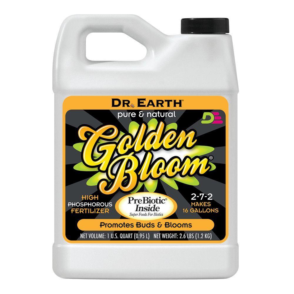 32 oz. Golden Bloom Liquid Fertilizer