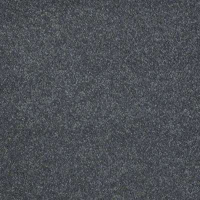 Slingshot II - Color Dove Gray Texture 12 ft. Carpet