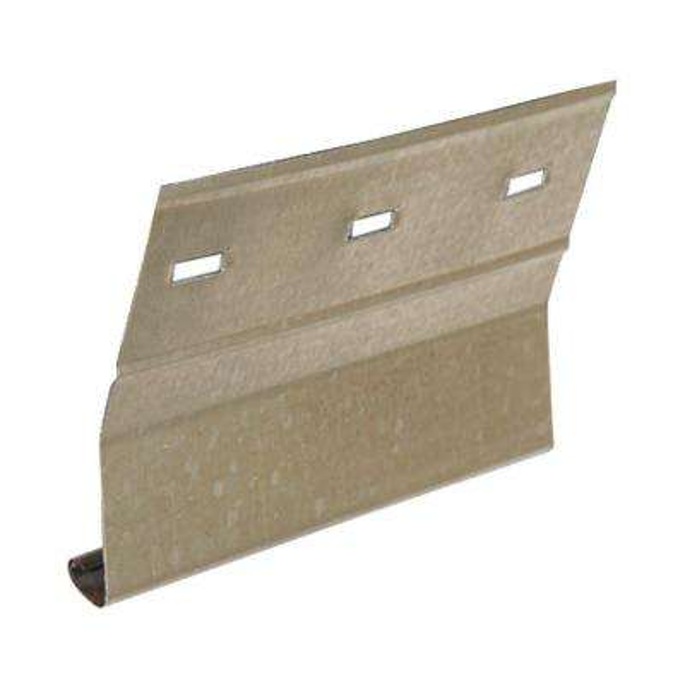 3-1/2 in. x 10 ft. Galvanized Steel Starter Strip