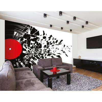 Smashed Vinyl Wall Mural