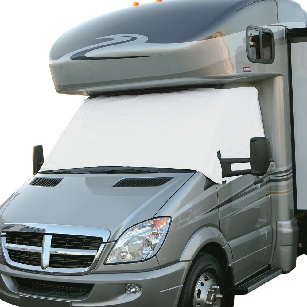 classic accessories rv windshield cover 80 035 212307 00 the home depot. Black Bedroom Furniture Sets. Home Design Ideas