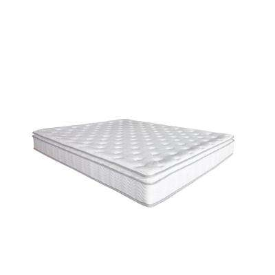 Knox 9 in. Queen Pocket Coil Mattress