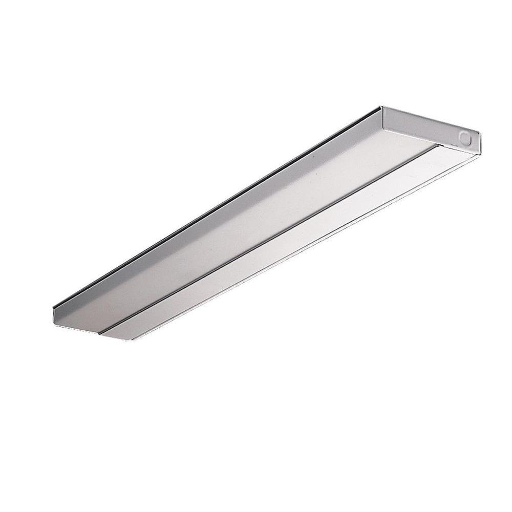 Metalux 33 in. White T5 Ultra Slim Undercabinet Light