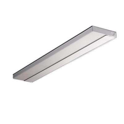 33 in. White T5 Ultra Slim Undercabinet Light