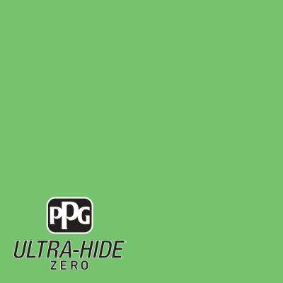 1 gal. #HDPG40D Ultra-Hide Zero Lollipop Lime Semi-Gloss Interior Paint
