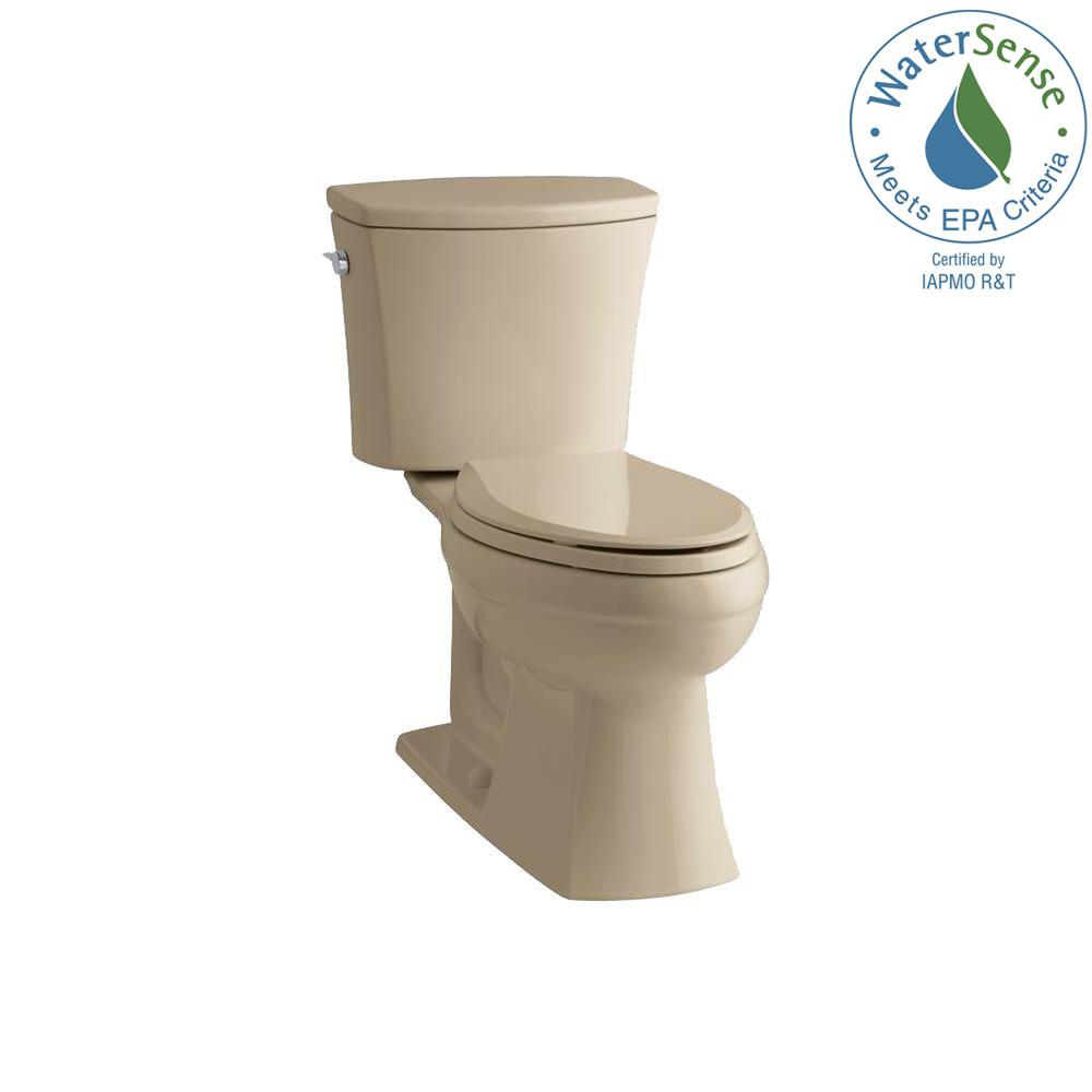 Kohler Kelston 2 Piece 1 28 Gpf Single Flush Elongated