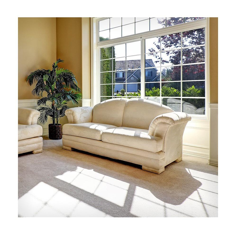 buydecorativefilm 36 in x 25 ft s2m clear uv blocking window film s2mclst36025 the home depot. Black Bedroom Furniture Sets. Home Design Ideas