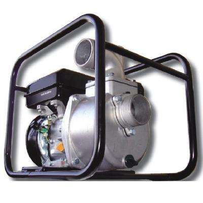 2 in. 6 HP Centrifugal Pump with Engine