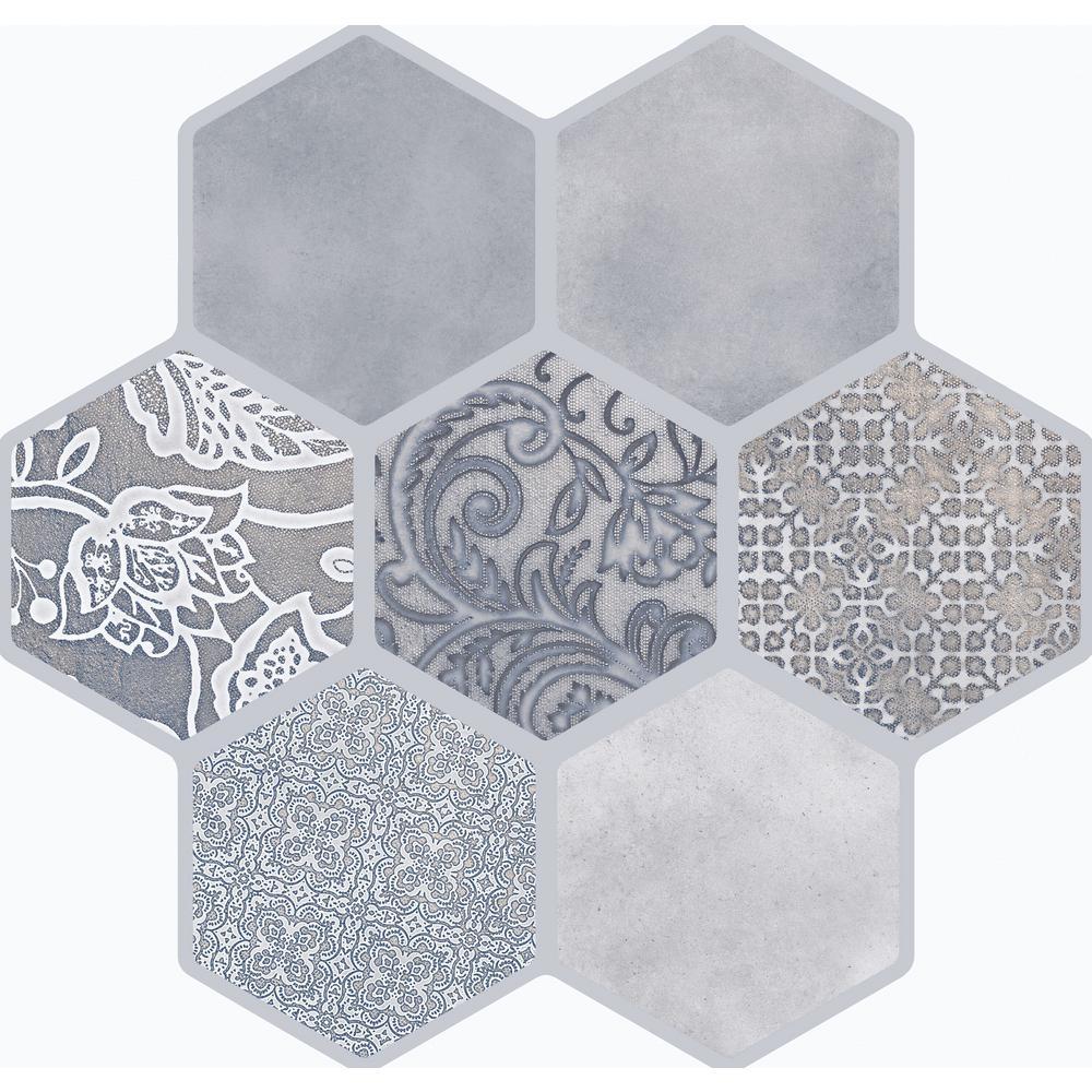 Emser Gray Kitchen Tile