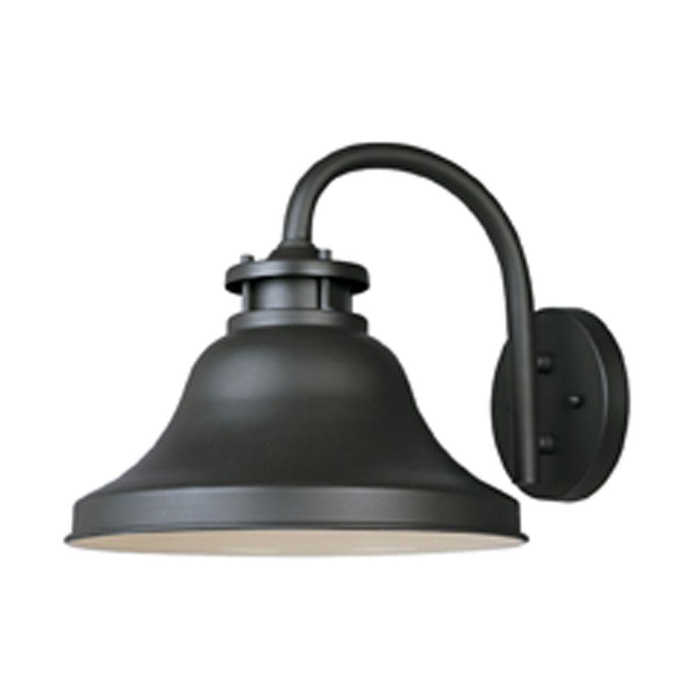 Designers Fountain Cape Cod Bronze Outdoor Wall-Mount Lantern