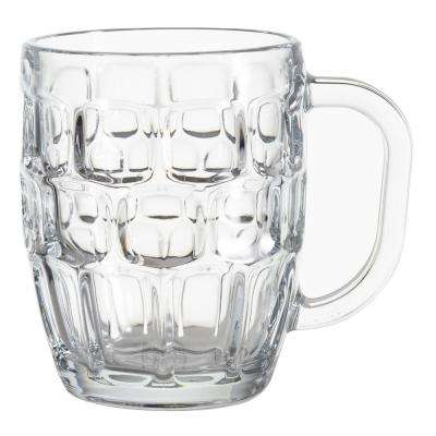 Happy Hour 20 oz. Beer Mugs (Set of 4)