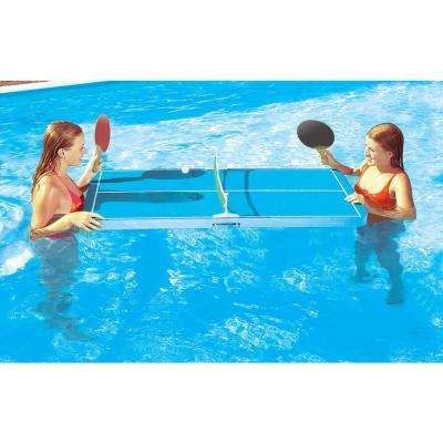 Floating Pool Pong Table Game