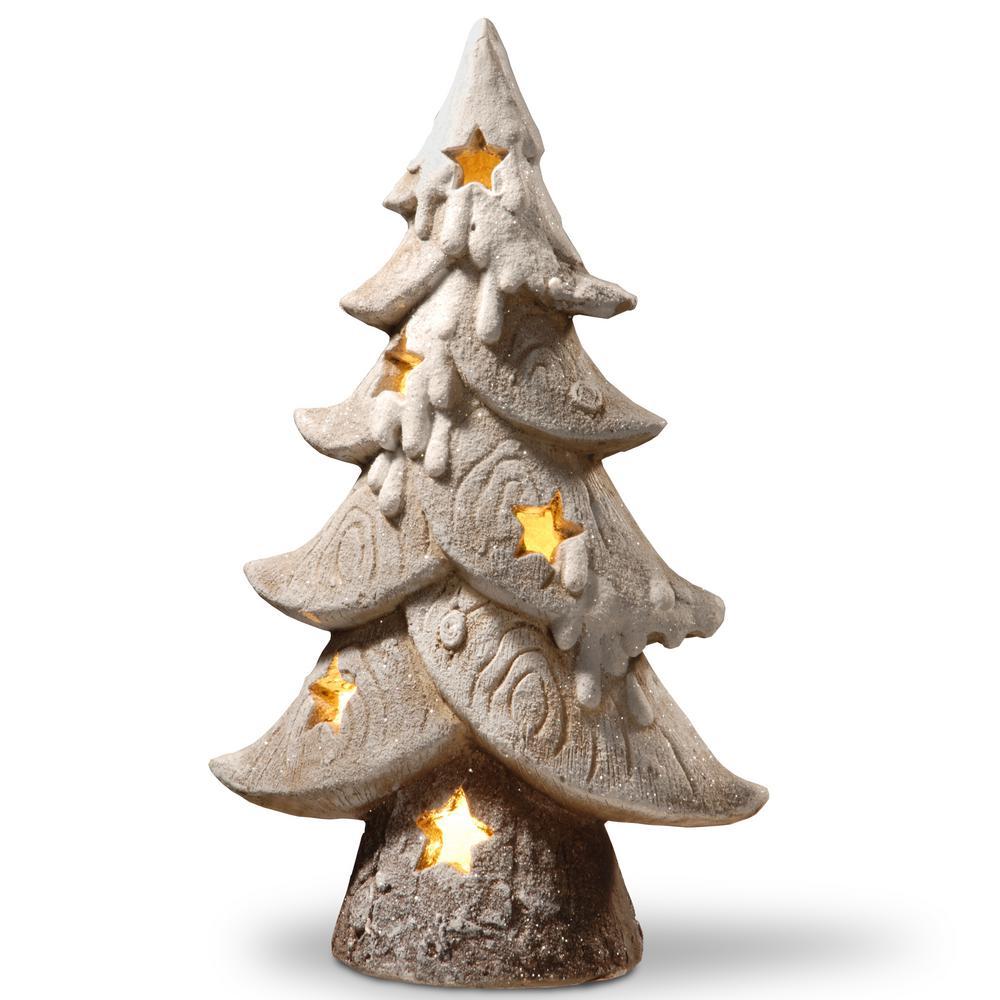 Lighted Tree Decor Piece