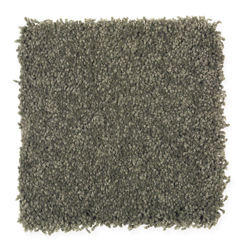 Carpet Sample - Maisie I - Color Bermuda Sand Texture 8 in. x 8 in.