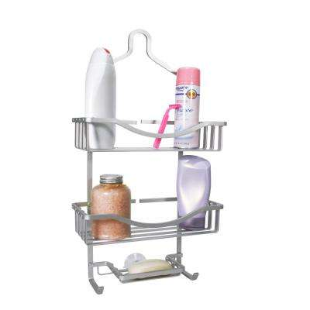 Aluminum Shower Caddy