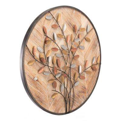 Otto Antique Wall Mirror