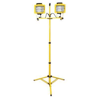 1000-Watt Heavy Duty Tripod Halogen