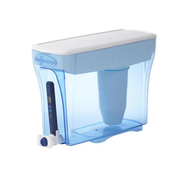23-Cup Water Dispenser and Filtration System