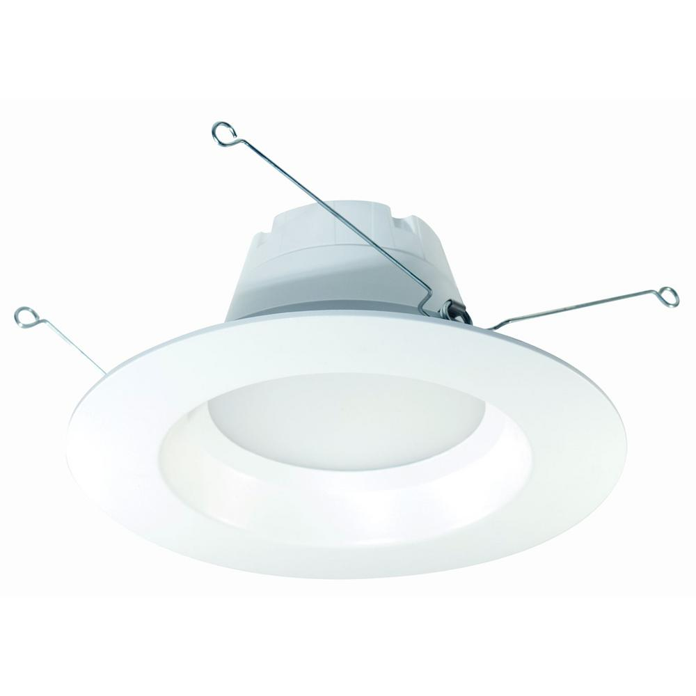 ProLED 6 in. 65-Watt Equivalent DayLight 5000K Dimmable CEC JA8 White