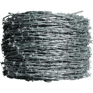 FARMGARD 1320 ft 4 PT 12 12GA Barbed Wire Class I 317831A The