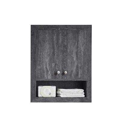 Spencer 30 in. W x 23.6 in. H Surface-Mount Medicine Cabinet