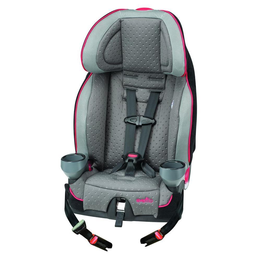 Evenflo Securekid LX Harnessed Booster Seat