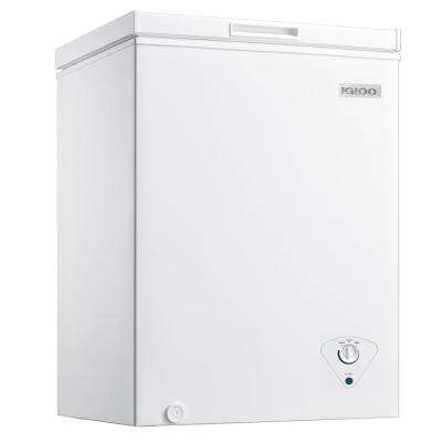 5 cu. ft. Chest Freezer in White