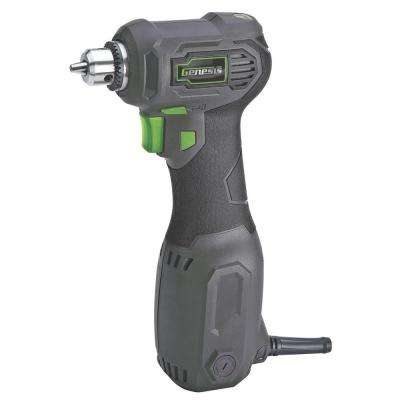 3.5 Amp Corded 3/8 in. Right Angle Drill