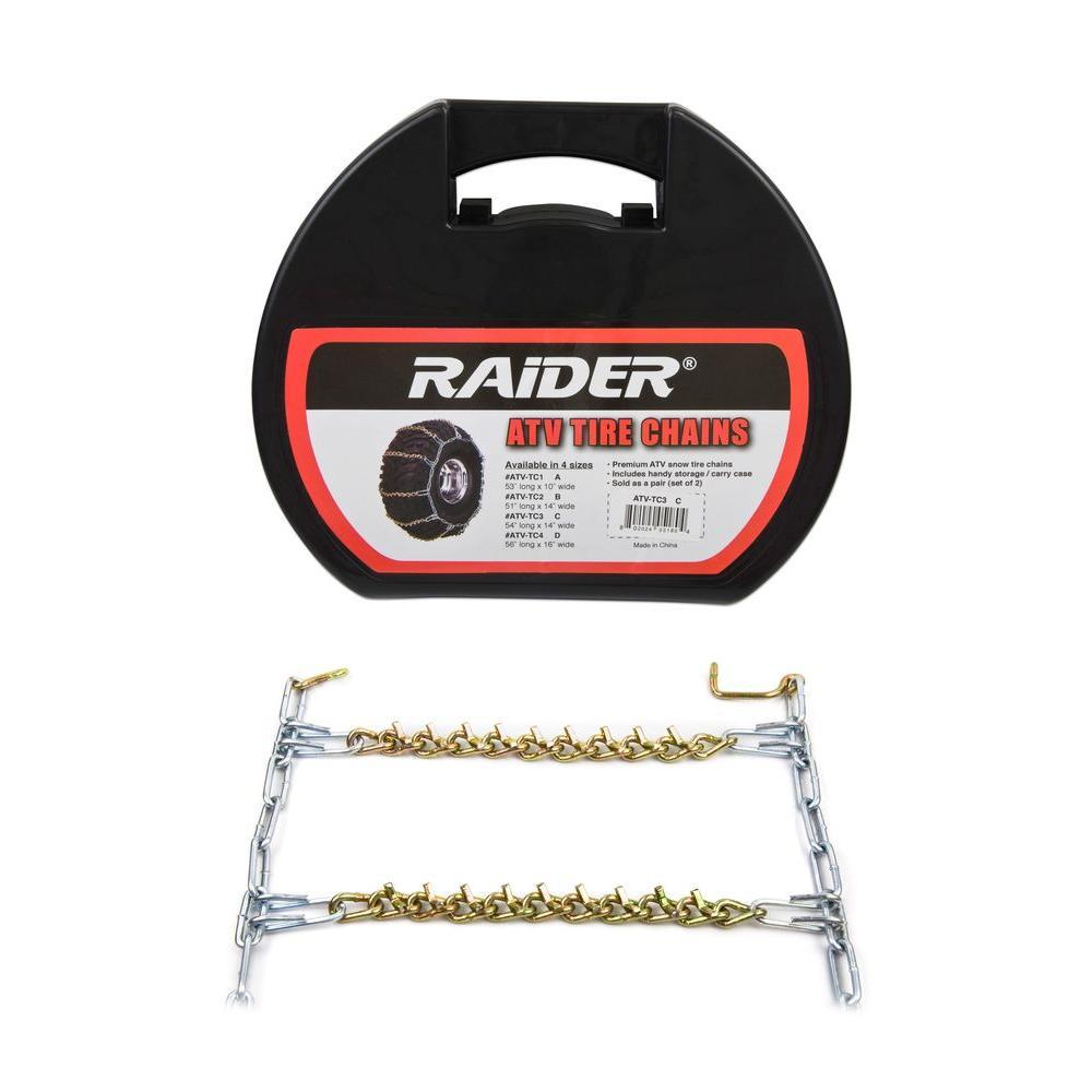Raider ATV Tire Chain