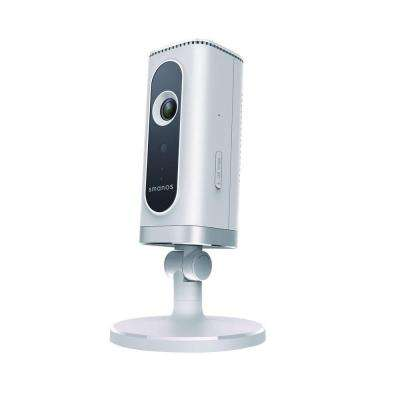 HD Wireless 720p Indoor Wi-Fi Security Camera with 2-Way Communication and Super Low Lux Quality Sensor
