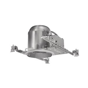 Aluminum LED Recessed Lighting Housing for New Construction Ceiling  T24  RatedHalo H7 6 in  Aluminum Recessed Lighting Housing for New  . Exterior Recessed Lighting Spacing. Home Design Ideas