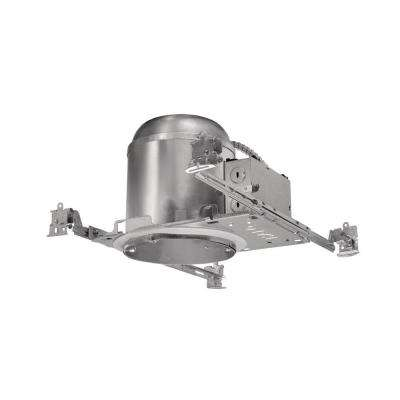 H750 6 in. Aluminum LED Recessed Lighting Housing for New Construction Ceiling, T24 Rated, Insulation Contact, Air-Tite