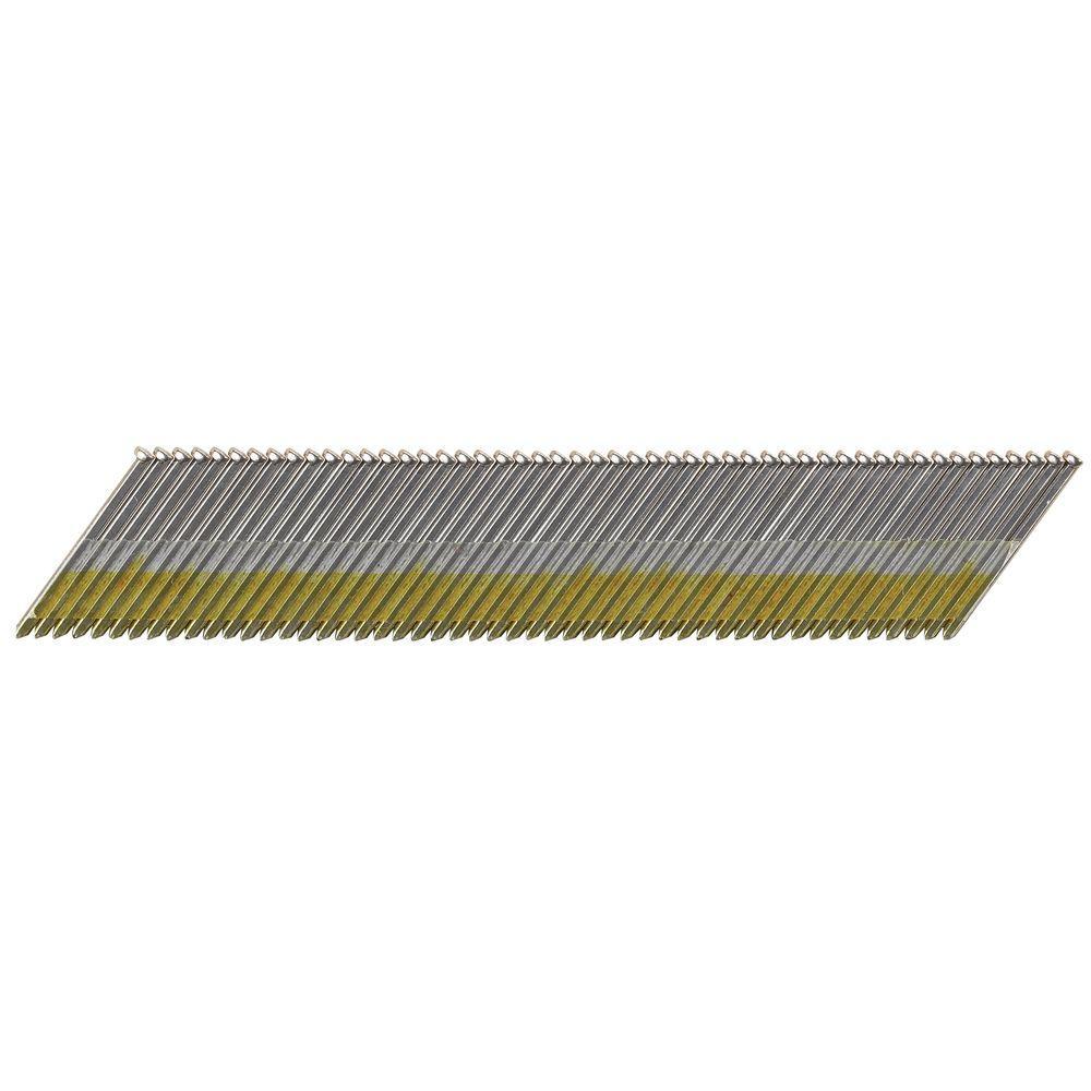 DEWALT 1-1/2 in. x 15-Gauge Angled Nails (2500-Pieces)