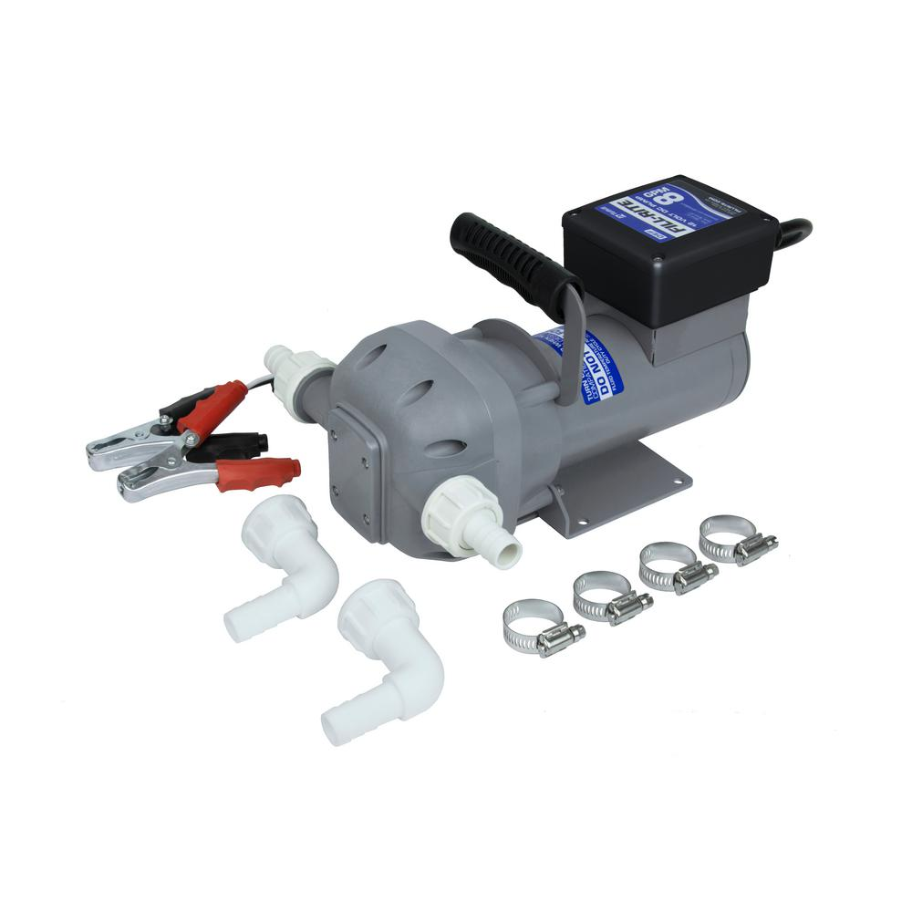 New FILL-RITE 1/4 HP 12-Volt 8 GPM DEF Transfer Pump with No Accessories (Pump Only)