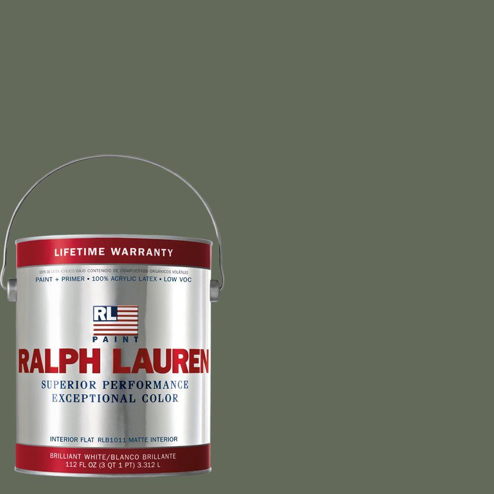 Ralph Lauren 1-gal. Round Hill Flat Interior Paint