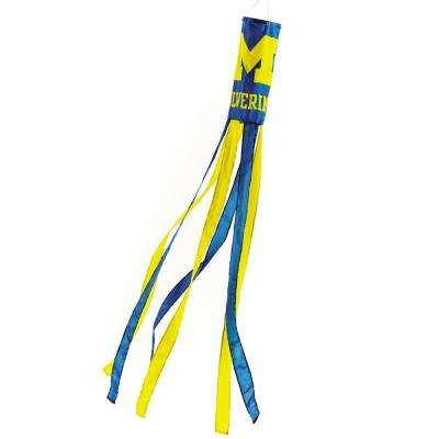 NCAA Michigan Wolverines Wind Sock