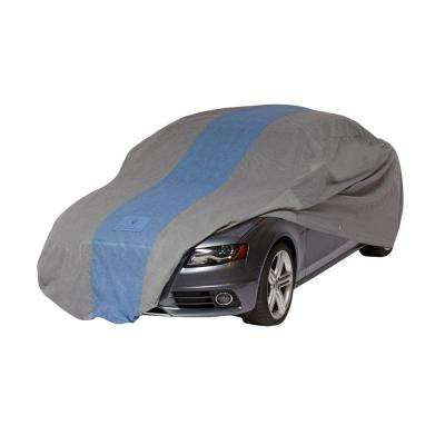 Defender Sedan Semi-Custom Car Cover Fits up to 16 ft. 8 in.