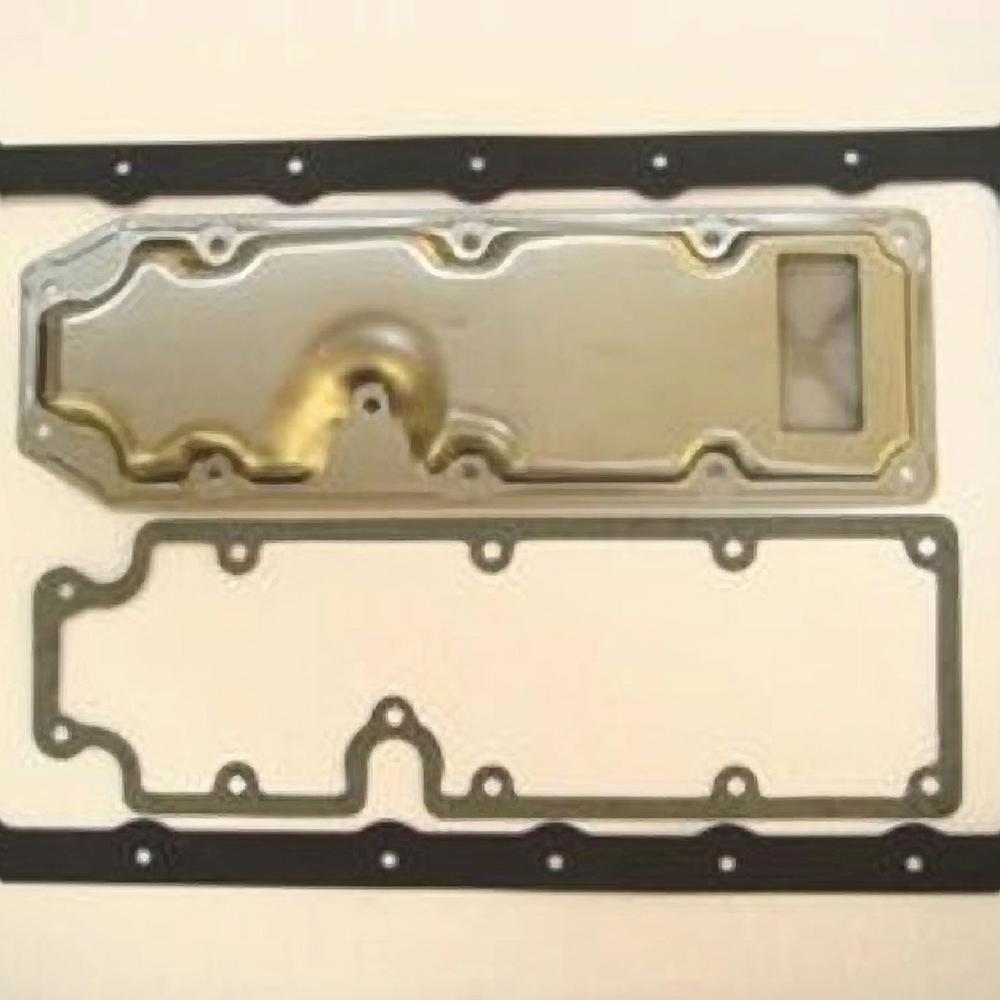 Chrome Upper Belt Guard for Harley 2000-2003 XL Models Rep60481-00