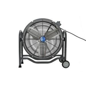 iLIVING 24 inch BLDC Air Circulator High Velocity Floor Fan, 115-Volt by iLIVING