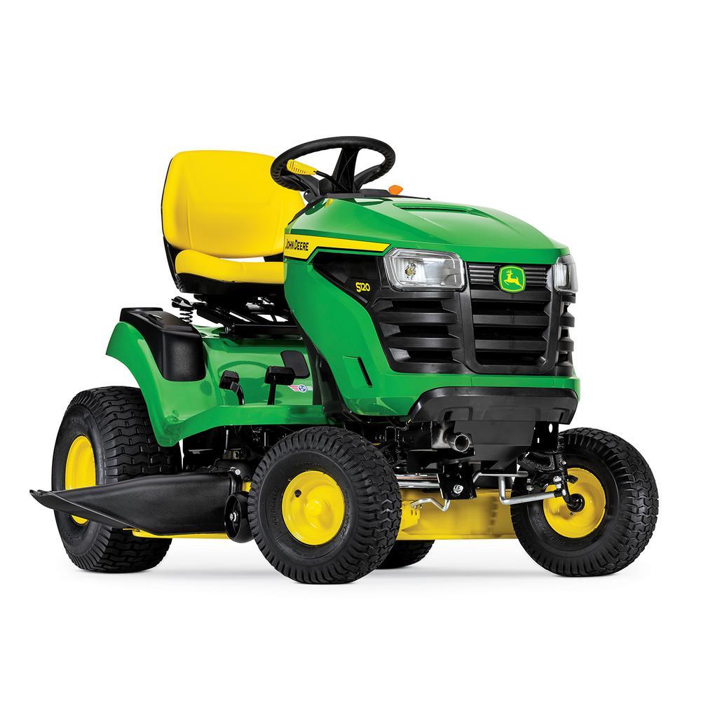 S120 42 in. 22 HP V-Twin Gas Hydrostatic Lawn Tractor-California Compliant